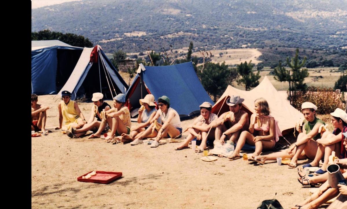 camp de Corse - Propriano
