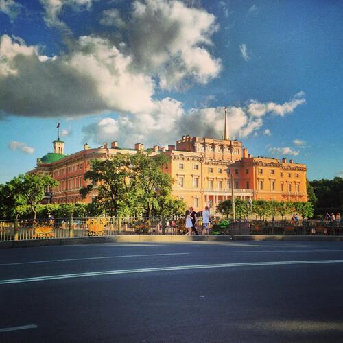 Patrimoine mondial de l'Unesco : Saint-Pétersbourg - 2eme partie