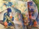 Visite de l'atelier de deux artistes : Danièle Filâtre et Jean Robert