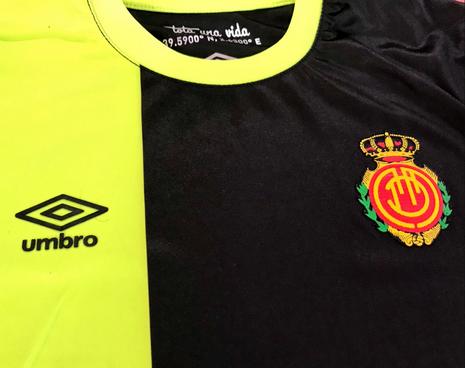 Maillot RCD Mallorca 2018 2019 Troisieme