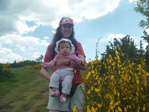 Famille : signal du Chioula (Ax-les-Termes) - 09