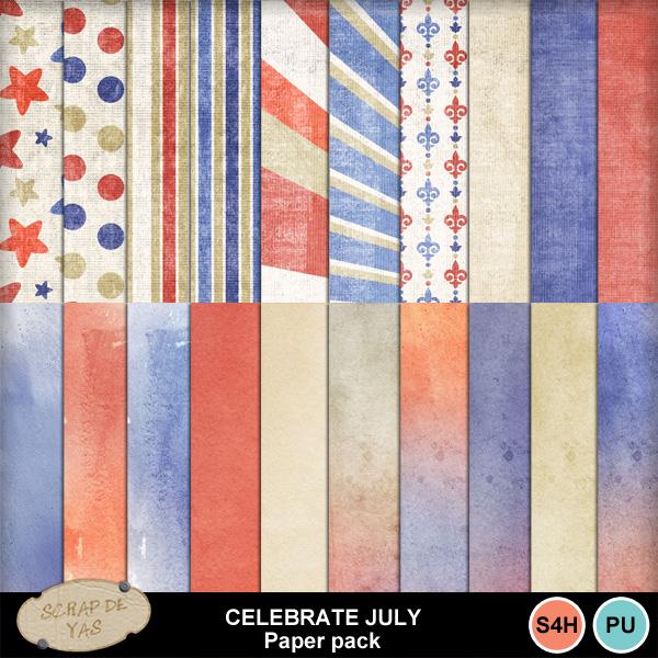 Celebrate July... 1 juillet / july 1st Pv0410