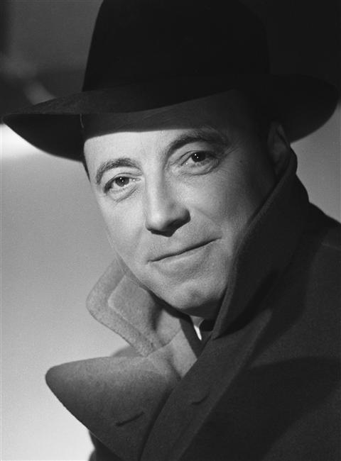 Marcel Carné - 1946 © Sam Lévin, Dist. RMN
