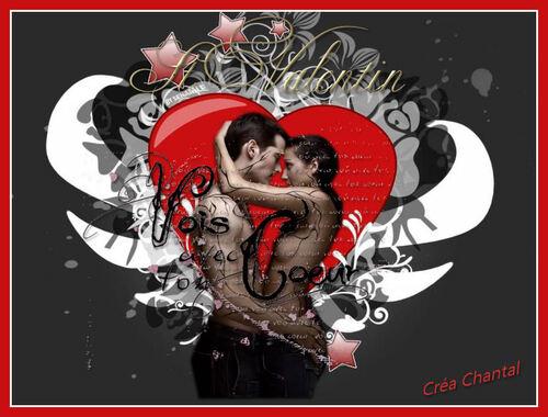 Créations St Valentin