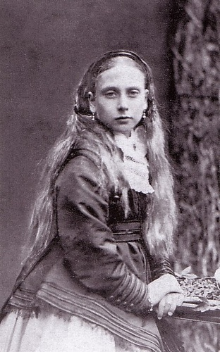 1868 Princess Beatrice: