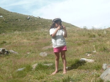 Famille : estanh d'Escunhau (Val d'Aran) - Espagne