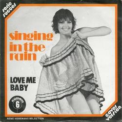 Reprise de SINGIN'IN THE RAIN