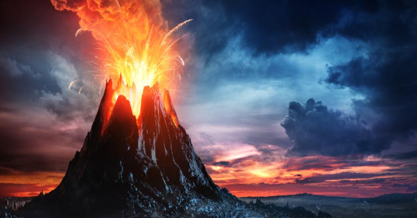 Une éruption volcanique géante a-t-elle eu raison de l'Ancienne Égypte ?