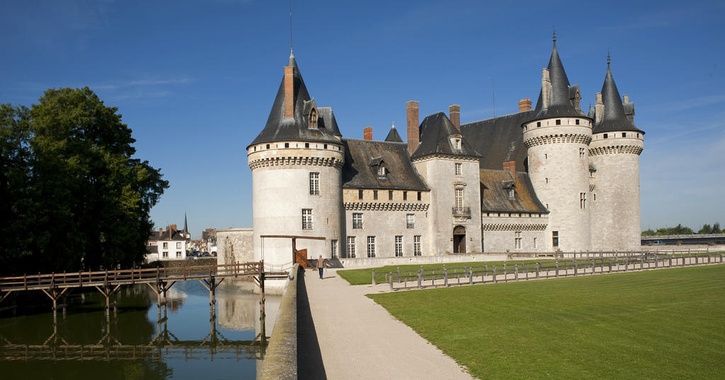 Chateau de la loire 9 Sully sur Loire