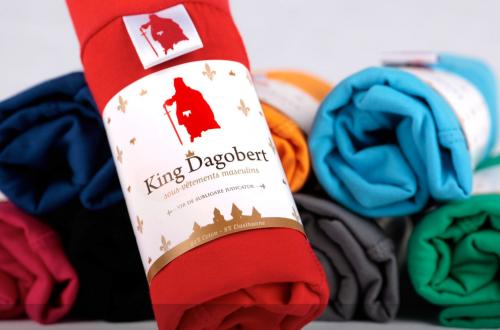 Entrez dans la confrérie des porteurs King Dagobert - Concours Hotte de Noël 4