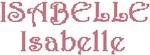 Dictons de la Ste Isabelle + grille prénom   !