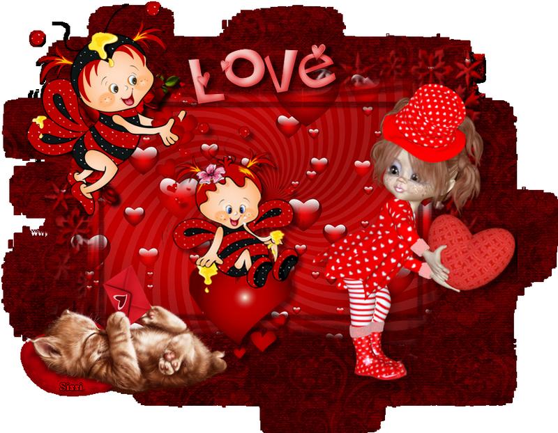 * Bonne St Valentin *