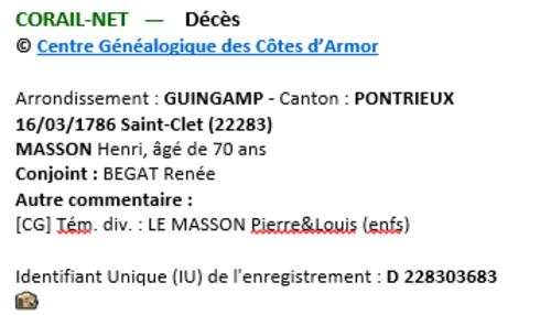J comme Maurice JORDE de Saint Clet (22)