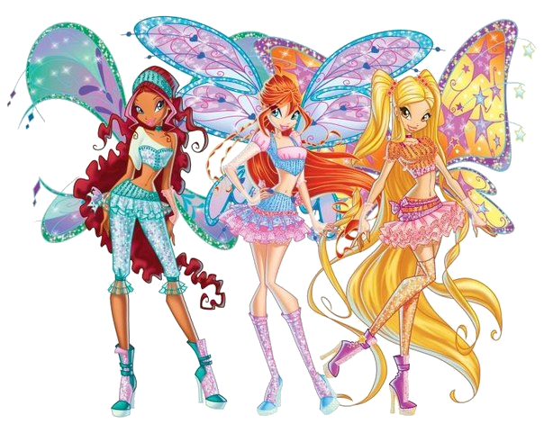 Winx trio believix 0713