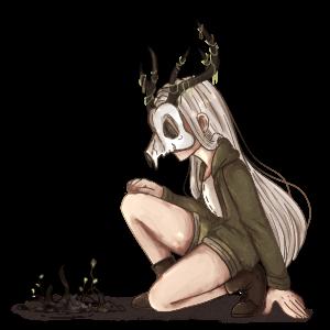 [Personal] Forest Spirit Seeker by Yukiokocchi