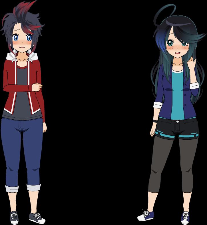 Zephyr et Zaphire