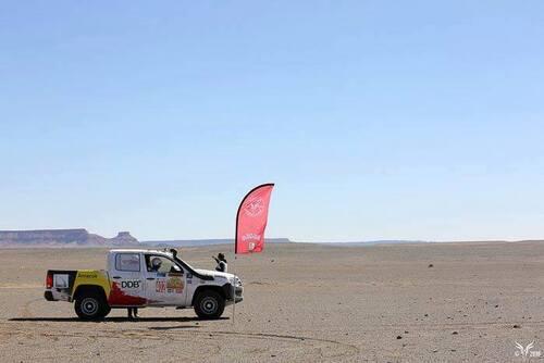 Rallye Aïcha des Gazelles 2016