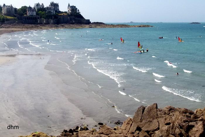 "En Bretagne  : ""L'été s'ra chooooo...l'été s'ra  chooooo ...chaud  """