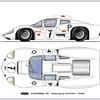 Chaparral 2D Nurburgring 1000Km - 1966