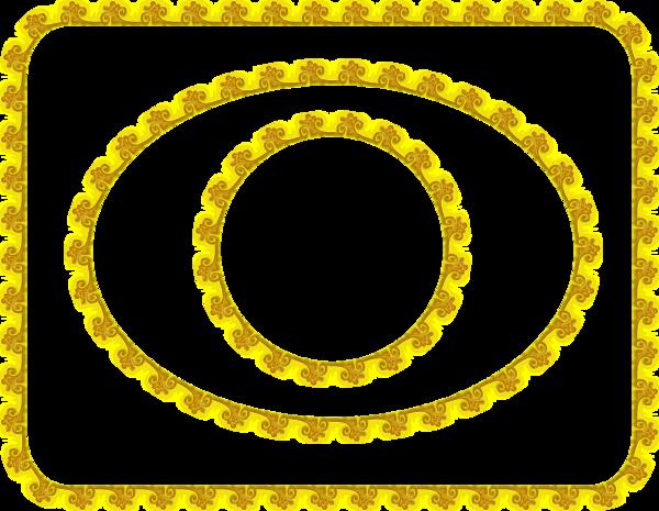 Cadres coins arrondis