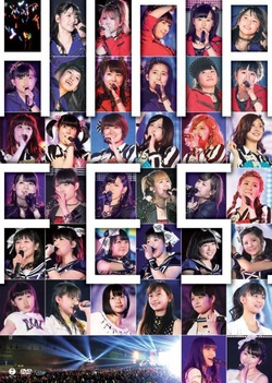 Hello! Project Haru no Dai Kansha Hinamatsuri Festival 2013 ~Berryz Koubou 10 Nenme Totsunyuu Special~ /  ~Thank You For Your Love!~ / ~Zen'yasai~