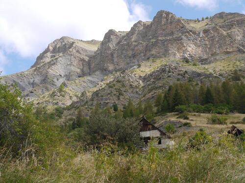 Les cabanes abandonnées