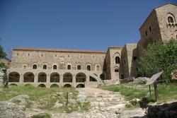 Mystra - le palais du Despote