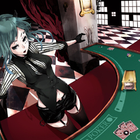 Poker Face by mille