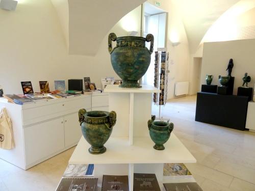 Une belle exposition de Pascal Pierre au Musée du Pays Châtillonnais-Trésor de Vix..