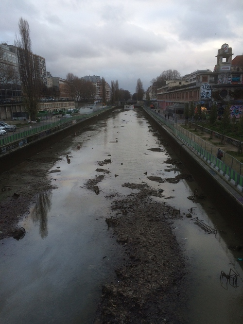 A Paris, le canal Saint-Martin s'offre un nettoyage de printemps!