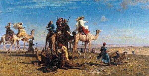Samedi - Le tableau du samedi : Les orientalistes (2)
