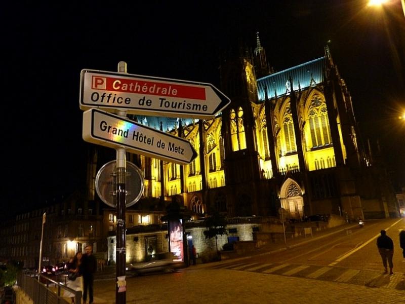 Metz / Les jours et nuits HOP HOP HOP de juillet 2013...