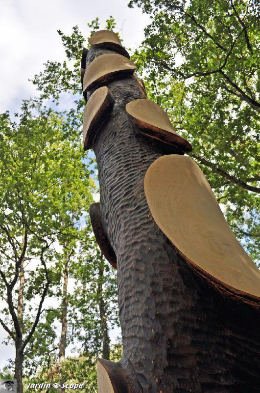 Li Ken (Artiste : Guillaume CASTEL ) Forest'Art Orléans 2011