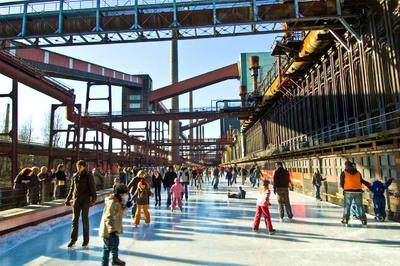 Un sociotope industriel dans la Ruhr