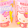 icônes Hello Kitty