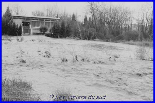 La crue de l'Huveaune du 17 janvier 1978