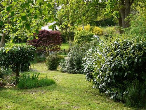 jardin de campagne...