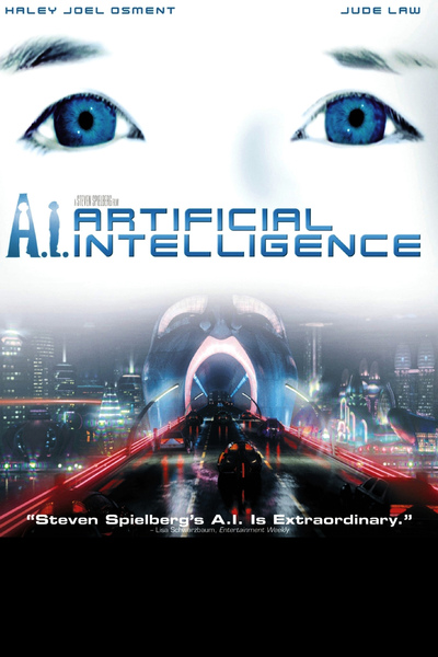 L.A. Intelligence artificielle - 2001 - Steven Spielberg