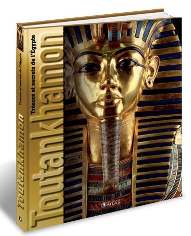 """Collection """" Trésors et secrets de l'Egypte """" - Lancement"""