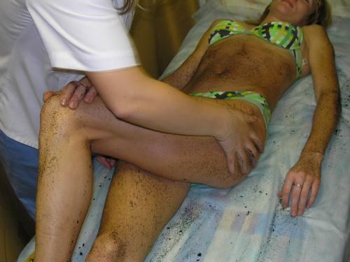 Бриджи с антицеллюлитным массажем