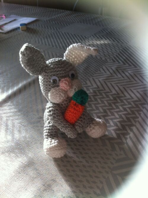 Mes créations au crochet