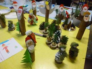 Atelier de Noël....