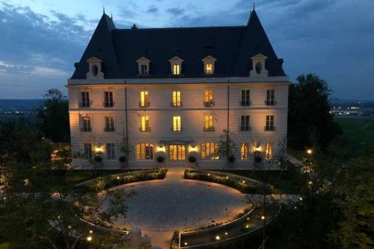 Le Château de Saran, la propriété ultra privée où LVMH reçoit ses plus gros clients