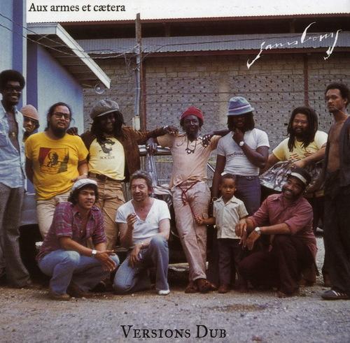 GAINSBOURG, Serge, Javanese Dub.    MP3 REGGAE
