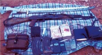 Trafic de drogues, vols, armes