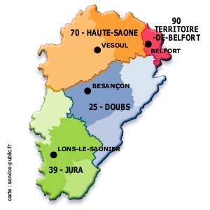 Mes origines, ma Franche-Comté !