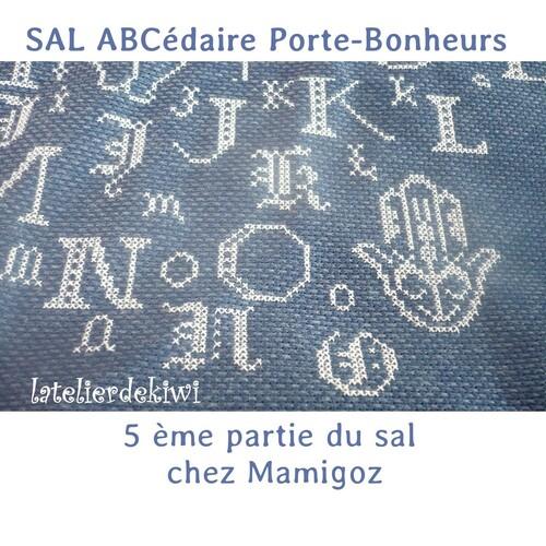 SAL ABCédaire Porte-bonheurs 5