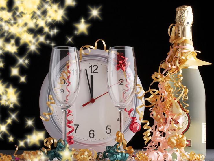 MARSEILLE - Mamiekéké et Cricri d'amour vous souhaite une bonne année 2018