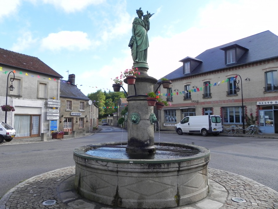 Visite de cette vieille ville d'Aubusson