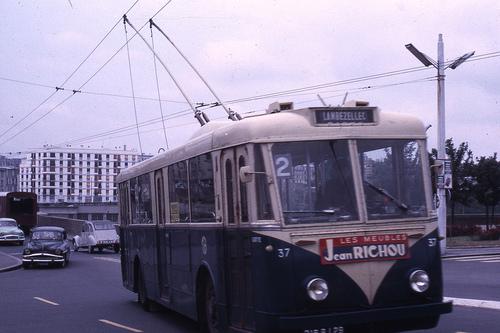 Transports à Brest